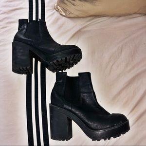 Black H&M Booties